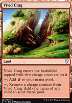 Commander 2017: Vivid Crag