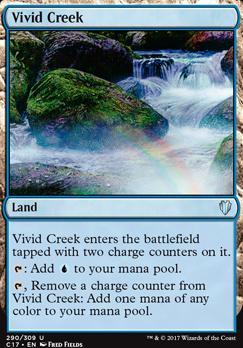 Commander 2017: Vivid Creek