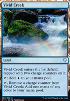 Commander 2017: Vivid Creek