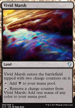 Commander 2017: Vivid Marsh