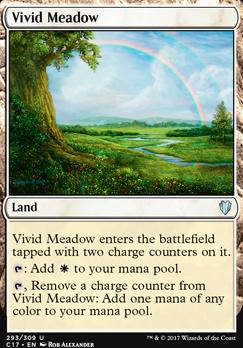 Commander 2017: Vivid Meadow