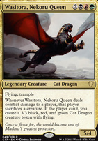 Commander 2017: Wasitora, Nekoru Queen