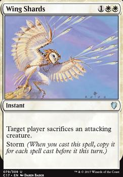 Commander 2017: Wing Shards