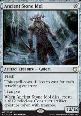 Commander 2018: Ancient Stone Idol