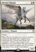 Commander 2018: Boreas Charger