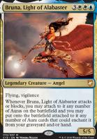 Commander 2018: Bruna, Light of Alabaster