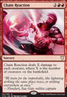 Commander 2018: Chain Reaction