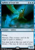 Commander 2018: Sphinx of Jwar Isle