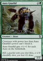 Commander 2018: Aura Gnarlid