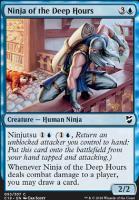 Commander 2018: Ninja of the Deep Hours