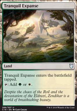 Commander 2018: Tranquil Expanse
