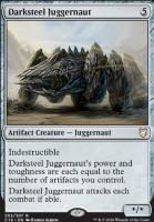 Commander 2018: Darksteel Juggernaut