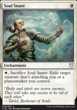 Commander 2018: Soul Snare