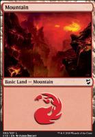Commander 2018: Mountain (302)
