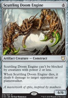 Commander 2018: Scuttling Doom Engine