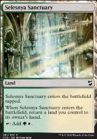 Commander 2018: Selesnya Sanctuary