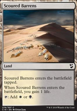 Commander 2018: Scoured Barrens
