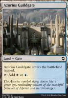 Commander 2018: Azorius Guildgate