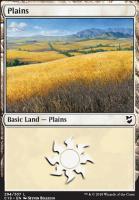 Commander 2018: Plains (294)