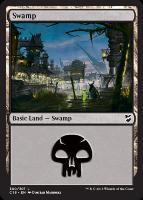 Commander 2018: Swamp (300)