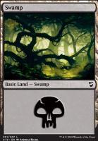 Commander 2018: Swamp (301)