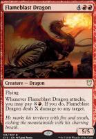 Commander 2018: Flameblast Dragon