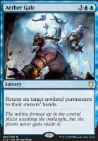 Commander 2018: Aether Gale