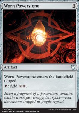 Commander 2018: Worn Powerstone