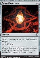 Commander 2018: Worn Powerstone