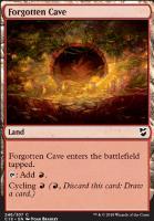 Commander 2018: Forgotten Cave