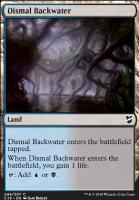 Commander 2018: Dismal Backwater