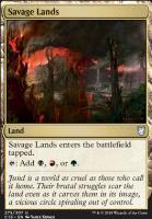 Commander 2018: Savage Lands