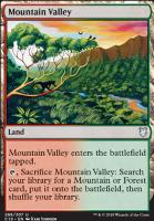 Commander 2018: Mountain Valley