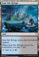 Commander 2018: Jwar Isle Refuge