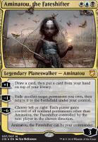 Commander 2018: Aminatou, the Fateshifter (Foil)