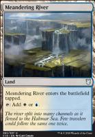 Commander 2018: Meandering River