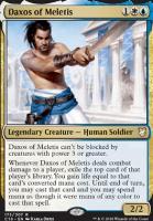Commander 2018: Daxos of Meletis