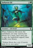 Commander 2018: Farhaven Elf