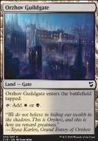 Commander 2018: Orzhov Guildgate