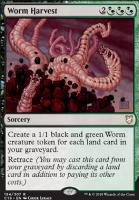 Commander 2018: Worm Harvest