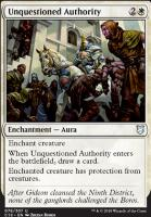 Commander 2018: Unquestioned Authority