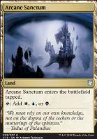 Commander 2018: Arcane Sanctum