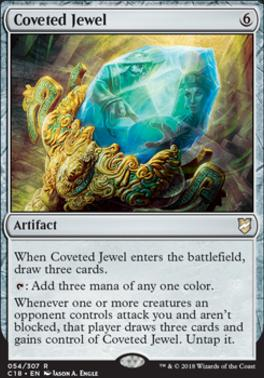 Commander 2018: Coveted Jewel