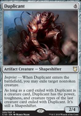 Commander 2018: Duplicant