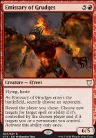 Commander 2018: Emissary of Grudges