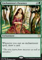 Commander 2018: Enchantress's Presence