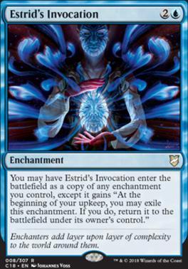 Commander 2018: Estrid's Invocation