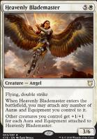 Commander 2018: Heavenly Blademaster