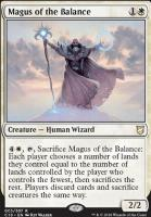 Commander 2018: Magus of the Balance