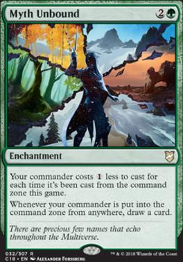 Commander 2018: Myth Unbound